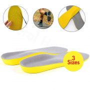 Memory Foam Fitted Unisex Orthopaedic Shoe Insole Feet Pads