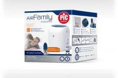 Pic Solution AirFamily Evolution - Nebulization therapy device