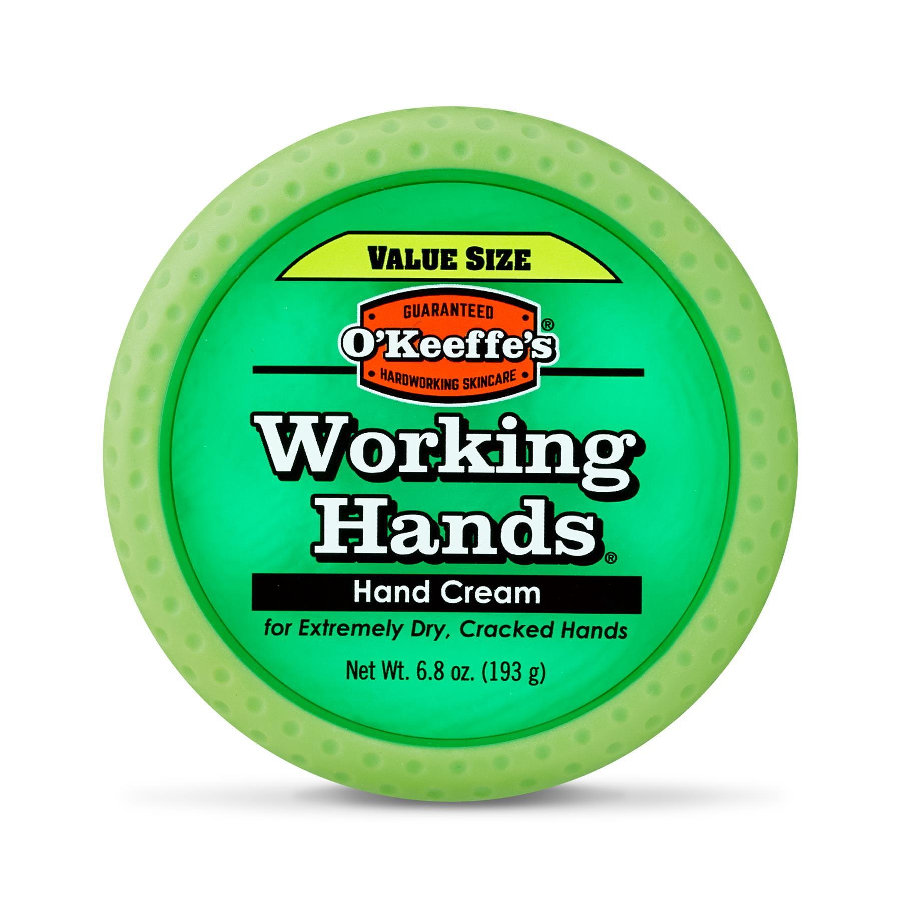 O'Keeffe's Working Hands Value Size Jar 193g