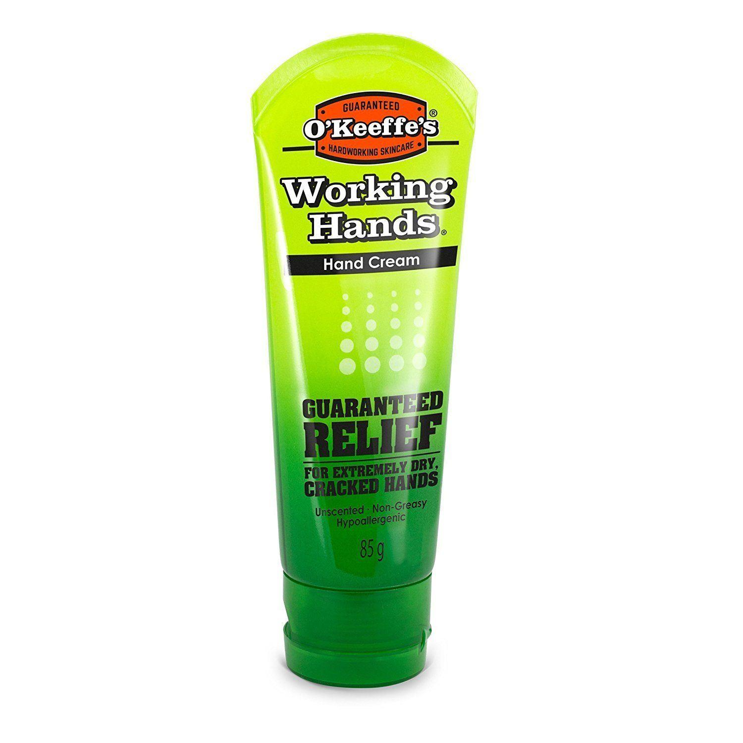 O'Keeffe's Working Hands Tube 85g - For extremely dry, cracked hands